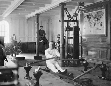 First-class-gym