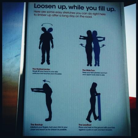 loosen-up