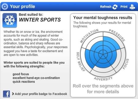 Sports Profile