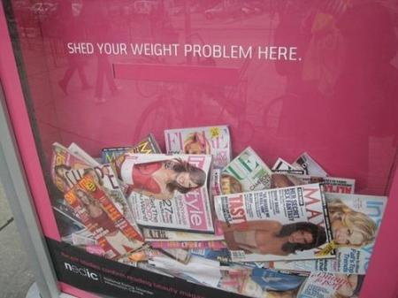shed your weight problem here