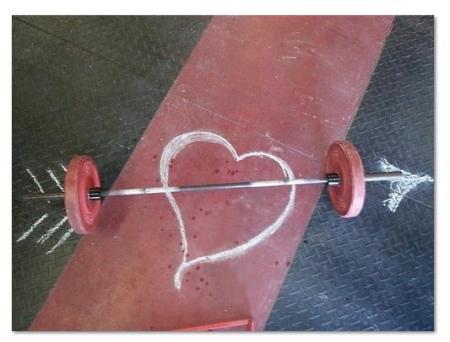 love-barbell