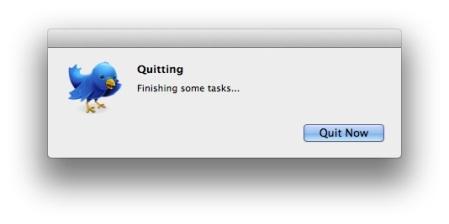 Twitterific-quit