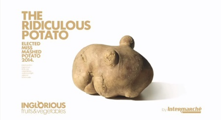ridiculous potato